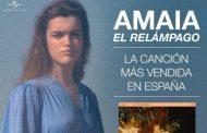 Universal no se equivoca cuando dice que 'El Relámpago' de Amaia, fue la canción más vendida en España la semana pasada