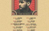 El Tour Incendios de Dani Fernández son de momento 10 fechas y las entradas ya están a la venta