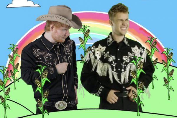 Ed Sheeran y Justin Bieber mantendrían el #1 en UK, con permiso de Shawn Mendes y Camila Cabello