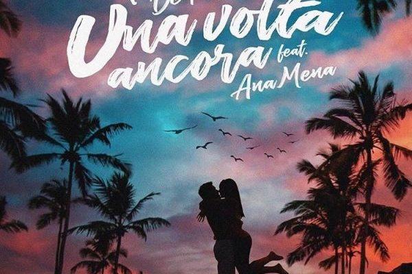 Ana Mena y Fred De Palma repiten por segunda semana en el #1 de Italia, con 'Una Volta Ancora'