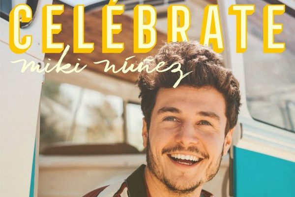 Miki Núñez anuncia el lanzamiento de 'Celébrate' el 28 de junio