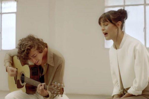 'Nana Triste' by the numbers. La canción de Natalia Lacunza y Guitarricadelafuente debutará dentro del top 10