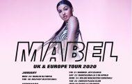 Mabel actuará en febrero de 2020 en Madrid y Barcelona, dentro de su gira europea