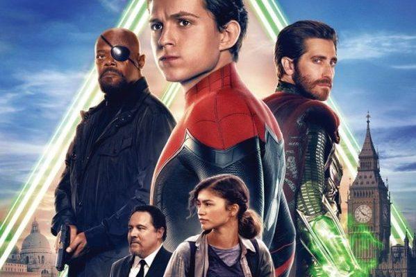 'Spider-Man: Far From Home' arrasa en la taquilla americana, con 185 millones de dólares en 6 días
