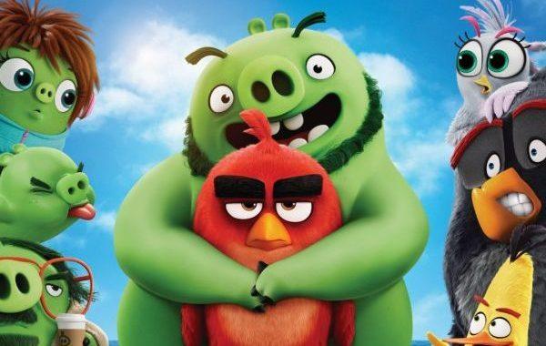 'Angry Birds 2', 'Stuber Express' y 'Chicos Buenos' en los estrenos del fin de semana en la cartelera española