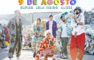 Cupido anuncia el remix de 'Autoestima' junto a Lola Indigo y Alizzz para el 9 de agosto