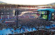 La gira 'Divide Tour' de Ed Sheeran, ya es la de mayor recaudación de la historia