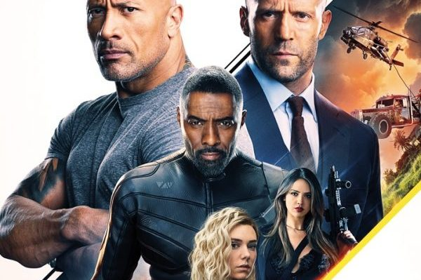'Fast and Furious Presents: Hobbs and Shaw' repite como #1 en el Box Office americano