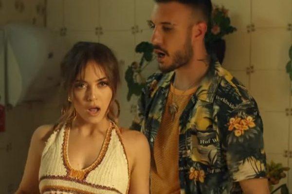 Fred De Palma y Ana Mena un mes ya como #1 en Italia con 'Una Volta Ancora'