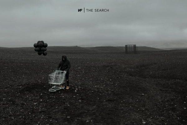 NF sería al final el #1 en álbumes en USA con 'The Search' por encima de Chance the Rapper
