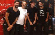 Alfred García anuncia reedición de '1016', '1016 El Círculo Rojo', con 4 canciones nuevas, un cortometraje y libreto con fotos de toda la gira