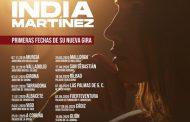 India Martínez anuncia las primeras fechas de su nueva gira. Su próximo disco sale este otoño