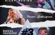 Ricky Merino, Nerea Rodríguez y Raoul Vázquez anuncian el '#3TOUR'