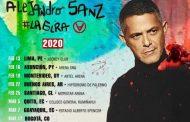 Alejandro Sanz confirma las primeras fechas de #LaGira 2020 en Latinoamérica