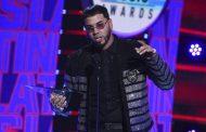 Anuel Aa gran triunfador en los Latin American Music Awards, al ganar 5 premios