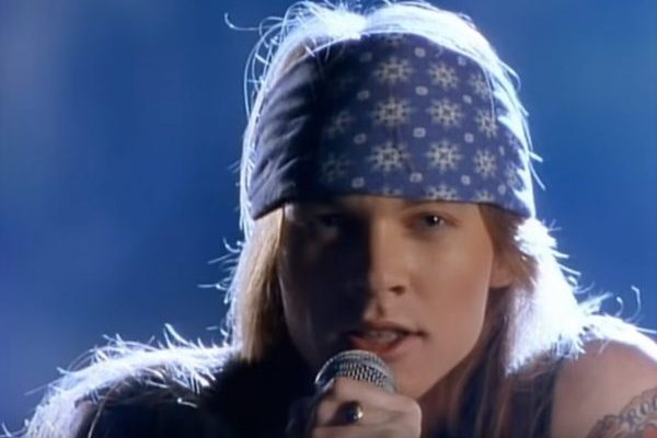 'Sweet Child O' Mine' de Guns N' Roses, primer vídeo publicado en los años 80 que supera los 1.000 millones de views en YouTube