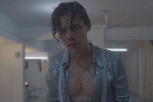 'Lights Up' de Harry Styles, brilla en su primer día en Spotify