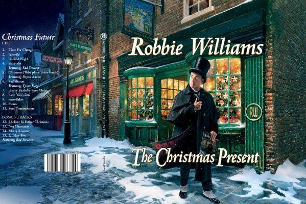 'The Christmas Present' de Robbie Williams se toma la revancha y apunta al #1 de álbumes en UK