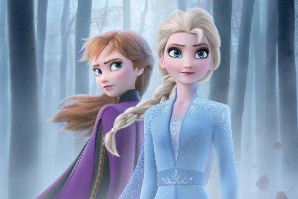 'Frozen 2' se marcha hasta los 130 millones de dólares, en su primer fin de semana en los Estados Unidos