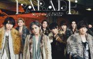 Hey! Say! Jump con 'Parade' debutan en el #1 mundial de álbumes