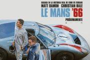 'Le Mans '66', 'El Irlandés' y 'Si Yo Fuera Rico', en los estrenos del fin de semana