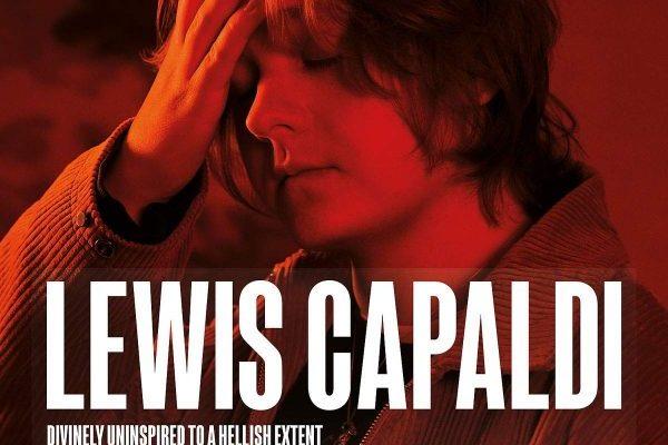 'Divinely Uninspired to a Hellish Extent' de Lewis Capaldi, sigue siendo el álbum más vendido del año en UK