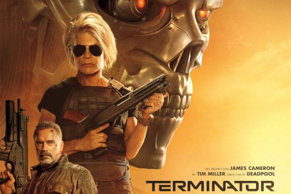 'Terminator: Dark Fate' se hace con el #1 en el box office americano pero con 29 millones de dólares