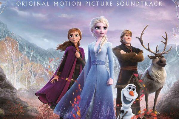 'Frozen 2' rentabiliza el éxito en taquilla de la película, y podría ser #1 en álbumes en los Estados Unidos