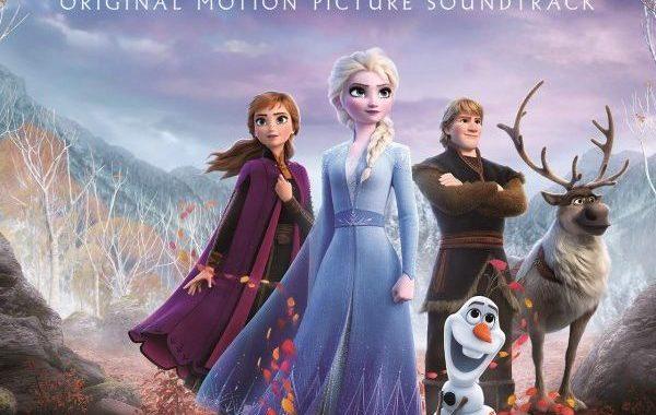 'Frozen 2' nuevo #1 en álbumes en los Estados Unidos con 80.000 unidades