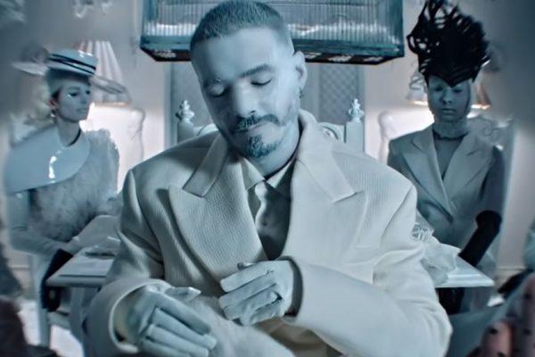 J Balvin sigue siendo el artista #1 en YouTube España, 'Tusa' repite como canción #1 por tercera semana consecutiva