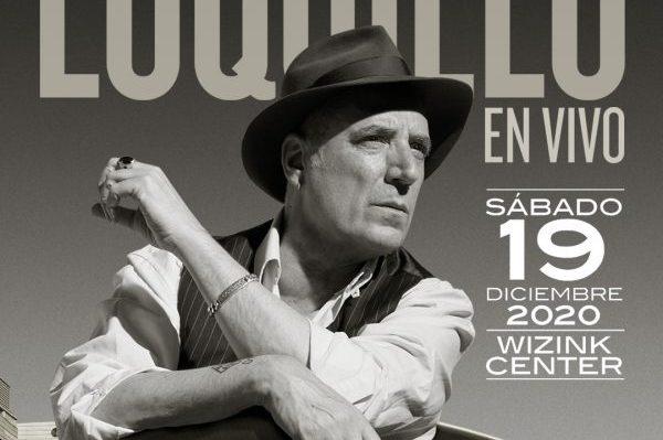 Loquillo regresa a Madrid, la cita el 19 de diciembre de 2020 en el WiZink Center