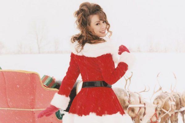'All I Want for Christmas is You' de Mariah Carey, certificada como cuádruple platino en UK