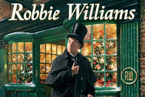 Robbie Williams consigue su cima número 13 en UK con su álbum 'The Christmas Present'