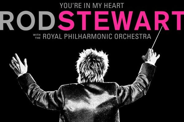 Rod Stewart consigue su décimo #1 en álbumes en el Reino Unido con 'You're In My Heart'