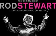 Rod Stewart será #1 en UK con 'You're In My Heart'