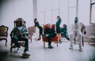 Stormzy, Ed Sheeran y Burna Boy, repiten por tercera semana en el #1 en UK, con 'Own It'