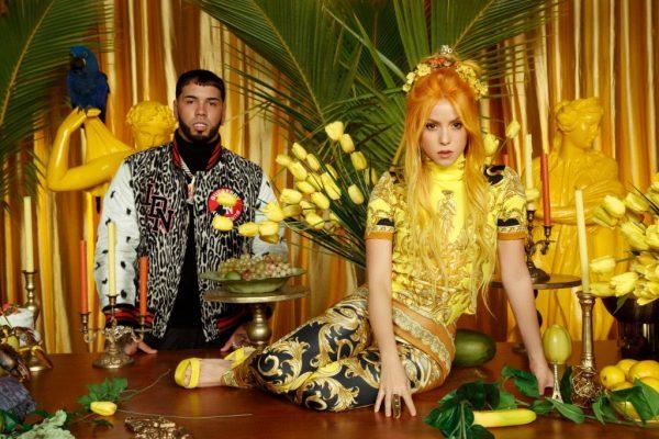 'Tusa' sigue con su camino galáctico en streaming, 'Me Gusta' de Shakira y Anuel Aa ya es #2 en Spotify y Apple España