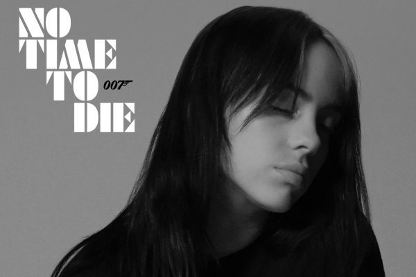 Billie Eilish consigue su tercer #1 en Spotify Global con 'No Time To Die'