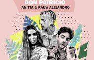 El 6 de febrero habemus remix de 'Contando Lunares', con Don Patricio, Anitta y Rauw Alejandro