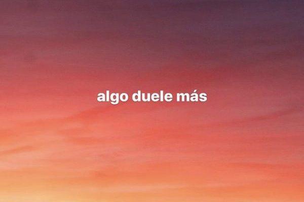 Natalia Lacunza anuncia nueva canción, 'Algo Duele Más', para el 28 de febrero, con una portada marca de la casa