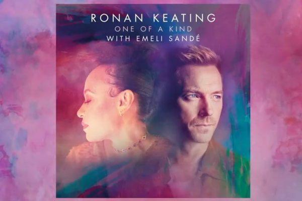 Ronan Keating regresa con el baladón 'One of a Kind' junto a Emeli Sandé