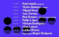 El Universal Music Festival contará con Patti Smith, Roger Hodgson, Ana Torroja, Miguel Bosé, Pablo López y Miriam Rodríguez, entre otros