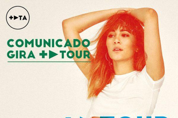 Aitana cancela su '+ Play Tour 2020', salvo el concierto del WiZink Center en Madrid del 20 de diciembre