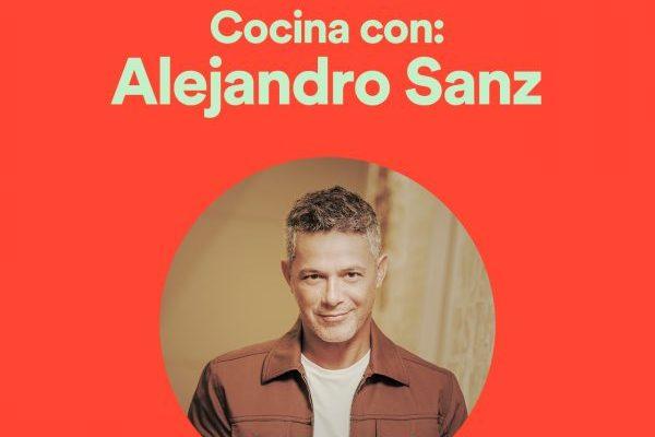 Alejandro Sanz, Aitana, C. Tangana y Kidd Keo, crean playlists en Spotify España, para disfrutar sus momentos favoritos en casa