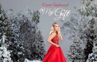 Carrie Underwood publicará su primer álbum navideño 'My Gift', el próximo 25 de septiembre