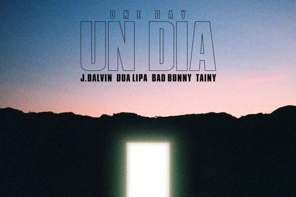 'Un Día (One Day)' de J Balvin, Dua Lipa, Bad Bunny y Tainy, nuevo #1 en nuestro Vinilo Top 100 Internacional