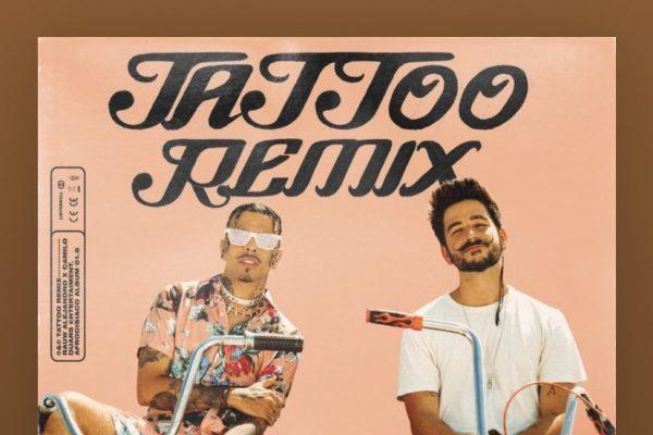 El remix hace subir a 'Tattoo' hasta el #2 en nuestro Vinilo Top 100 Global de 2020