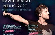 David Bisbal dará 2 conciertos seguidos el 29 de agosto, en el Metellium Music Festival