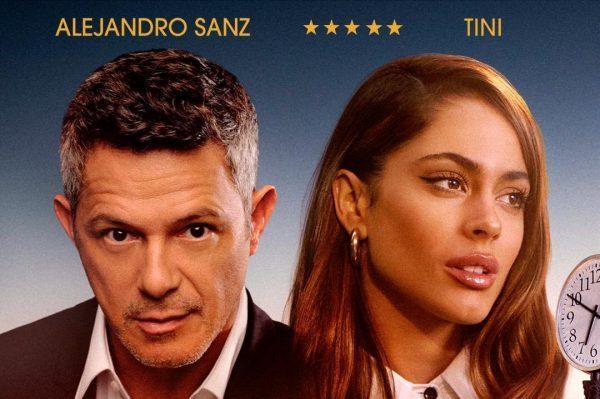 Ya tenemos el primer avance de 'Un Beso en Madrid', de Tini y Alejandro Sanz