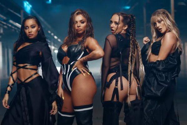 'Sweet Melody', el bop de Little Mix, para ser top 10 en UK este viernes